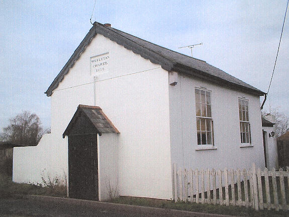 Oad Street Methodist Church
