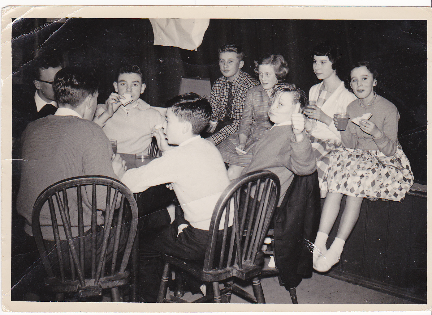 Borden Youth Club 1959